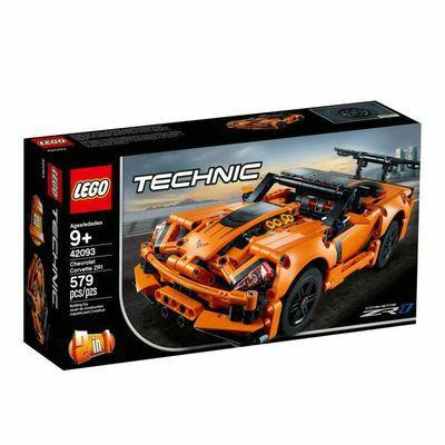 Jeu de construction Lego Technic Chevrolet Corvette ZR1 n°42093