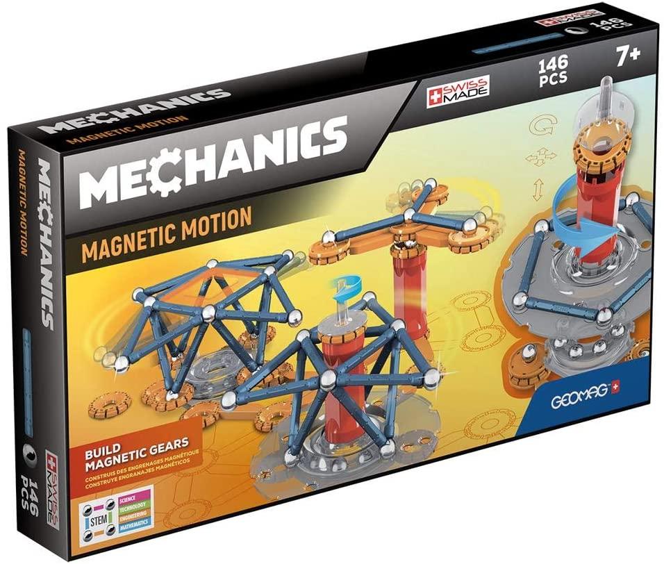 Jeu de construction Geomag mechanics 762 - Magnetic Motion