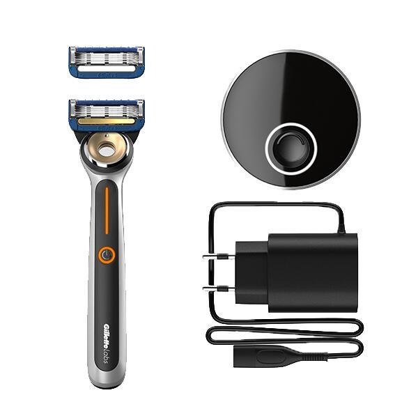 Kit de démarrage rasoir Gillettelabs chauffant (gillette.fr)