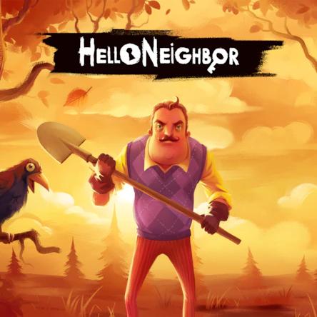 Jeu Hello Neighbor sur PS4 (Dématérialisé)