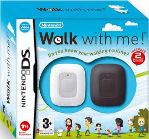 Podometre pour Nintendo DS + Jeu Marche avec moi