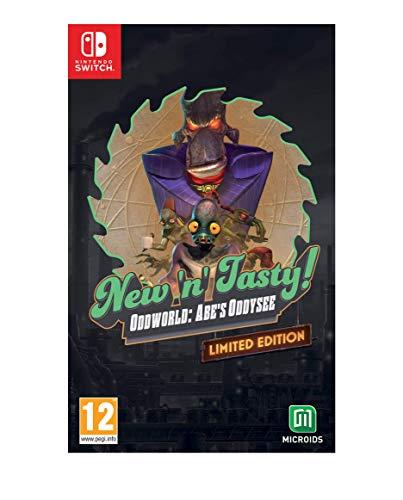 Oddworld New N Tasty - Edition Limitée sur Nintendo Switch (vendeur tiers)