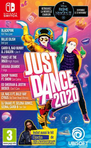 Just Dance 2020 sur Nintendo Switch