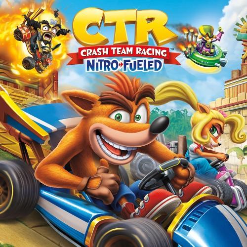 Crash Team Racing Nitro-Fueled sur Switch (Dématérialisé - Store RU)