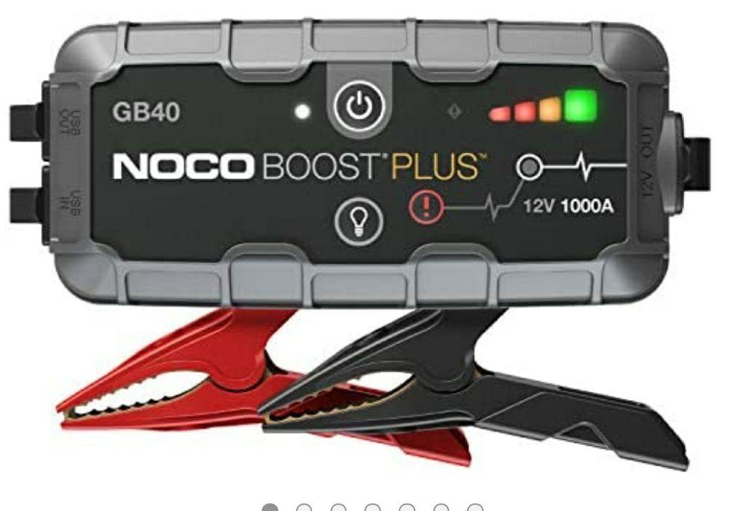 Booster Batterie Noco Boost Plus GB40 - 12V 1000A