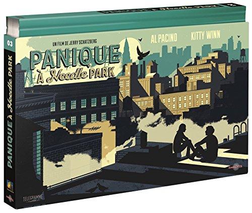 Coffret Collector Blu-Ray + DVD + Livre Panique À Needle Park 3 (vendeur tiers)