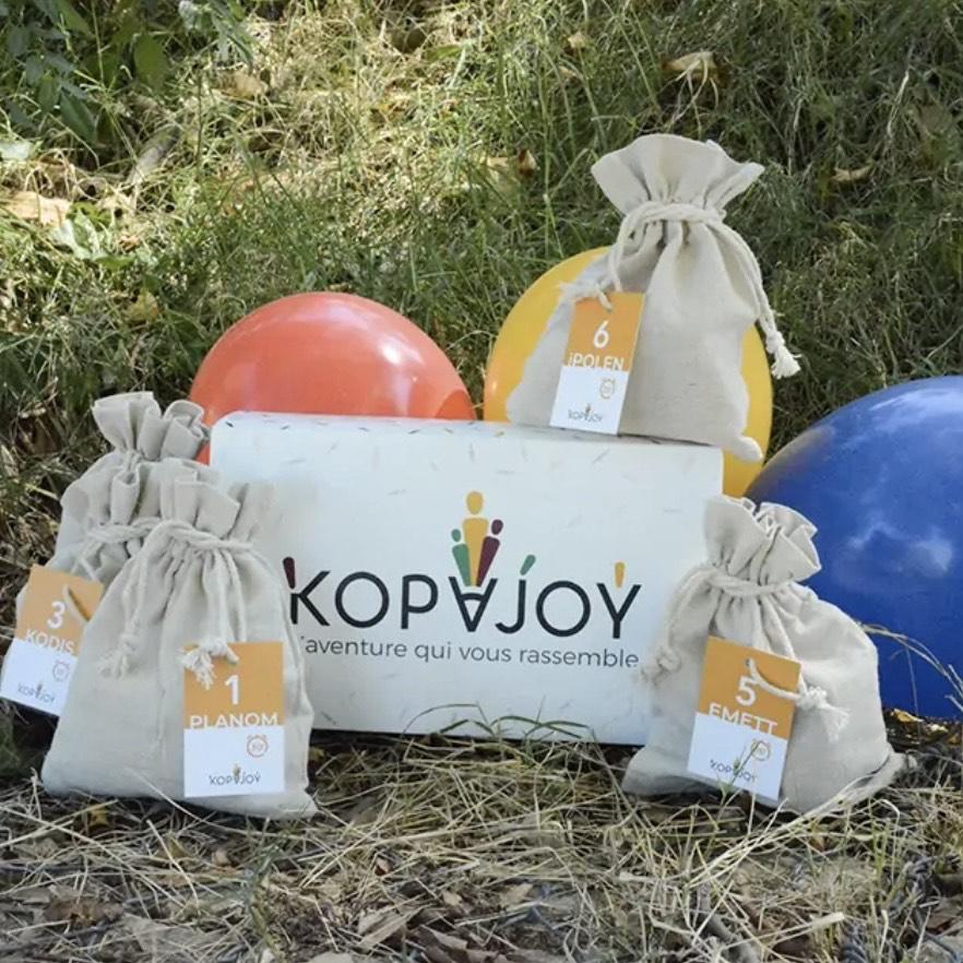 Coffret Aventure Mission Keluarga (Kopajoy.fr)