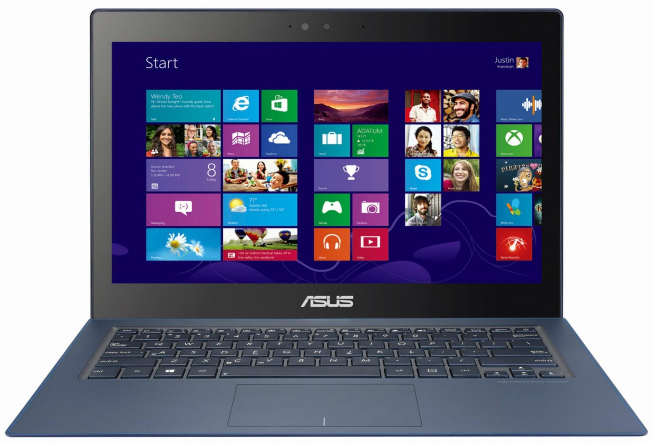 """PC Portable 13.3"""" Asus UX301LA-DE176T  + Smartphone 5"""" Asus Zenfone 2 Laser"""