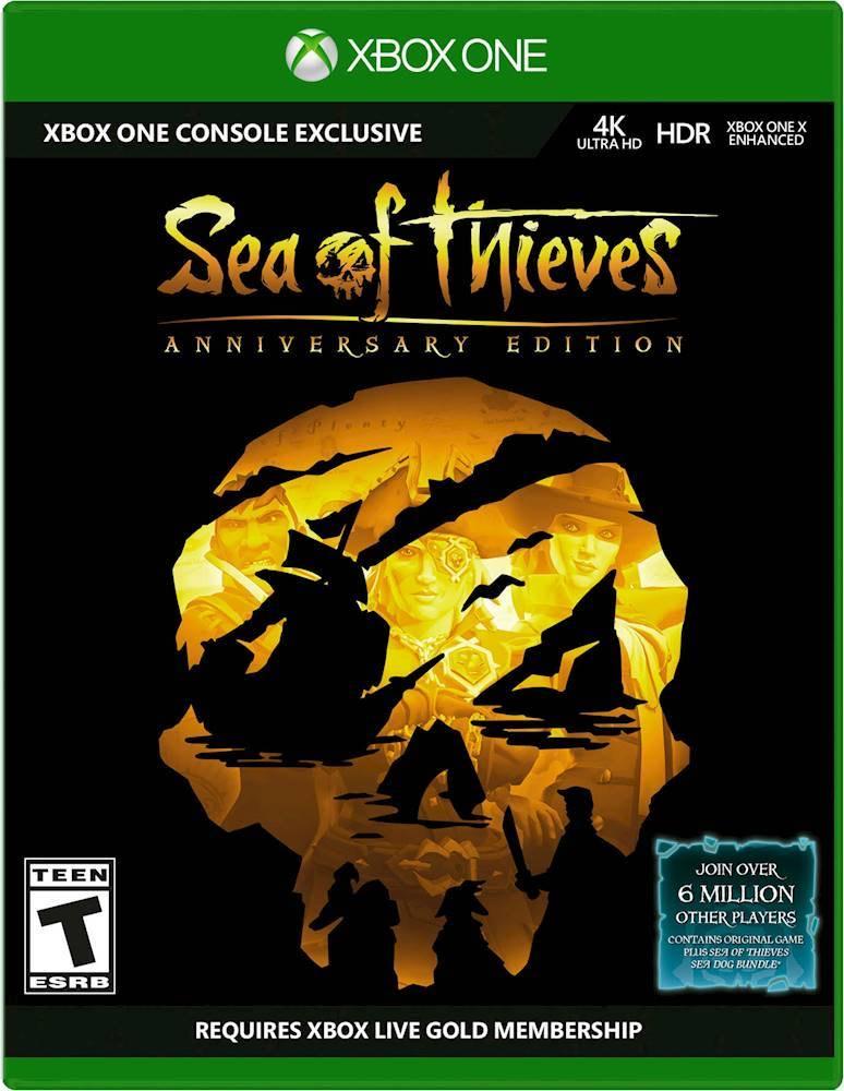 Sea of thieves édition anniversaire sur Xbox One