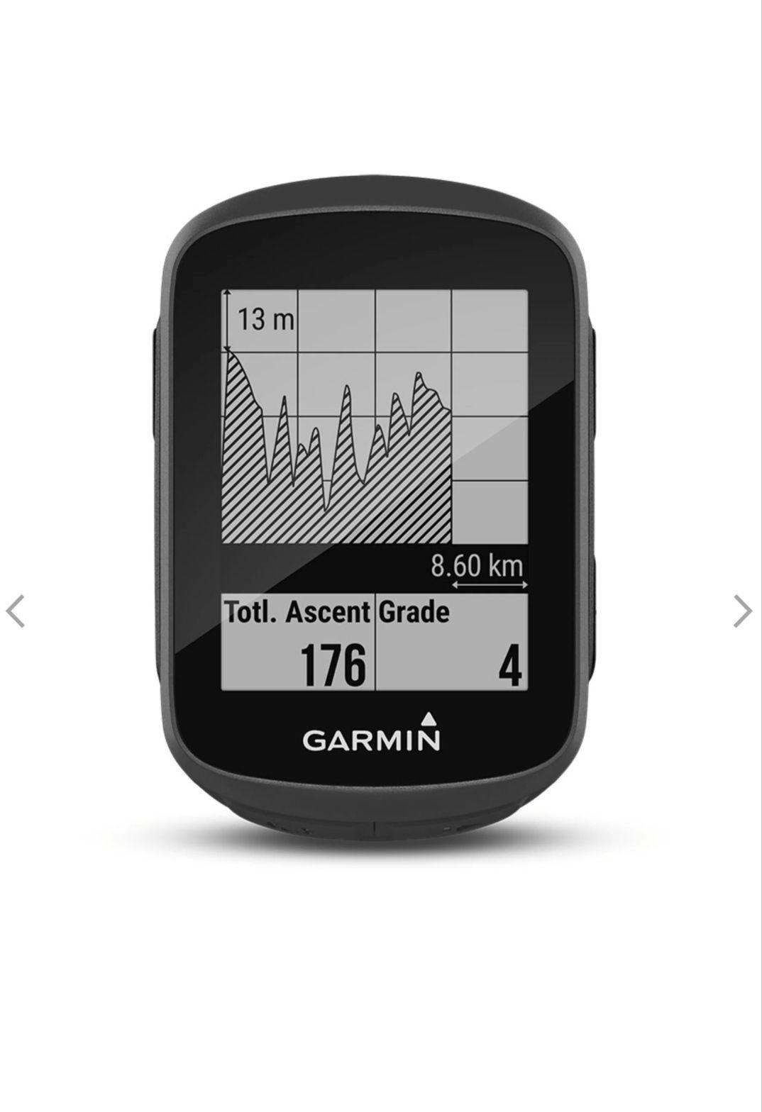 Compteur velo GPS Garmin edge 130