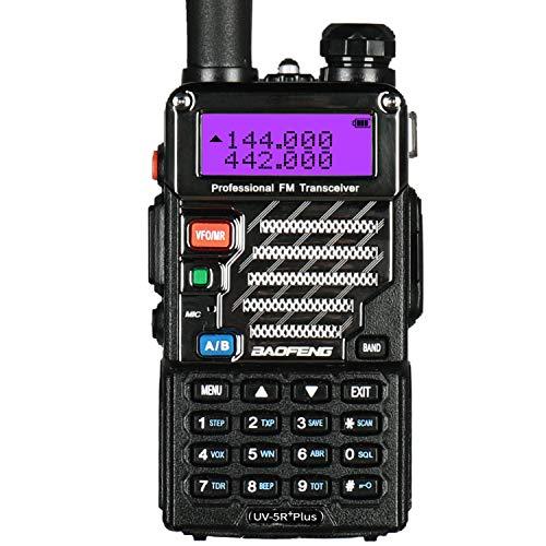 Talkie-Walkie BaoFeng Plus Qualette VHF/UHF 2 m/70 cm Radio (Vendeur tiers)