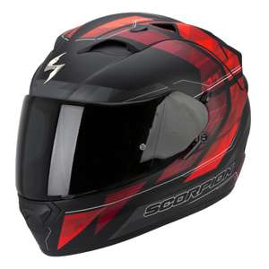 Casque intégral moto Scorpion Exo 1200 Air Hornet (Taille S)