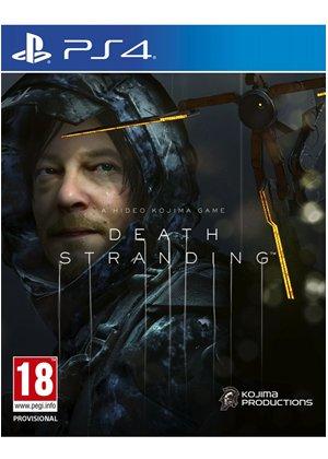 Death Stranding sur PS4 (import UK)