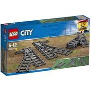 Lego City 60238 - Aiguillage