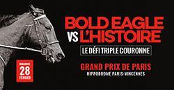 Invitation gratuite pour 2 personnes à l'hippodrome Paris-Vincennes (Dimanche 28 février)