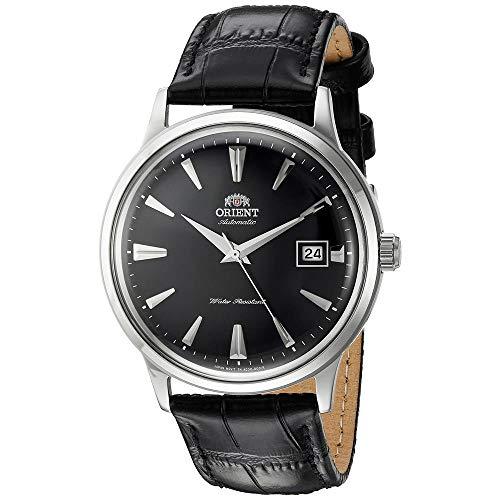 Montre Automatique Homme Orient FAC00004B0 avec Bracelet en Cuir Bambino