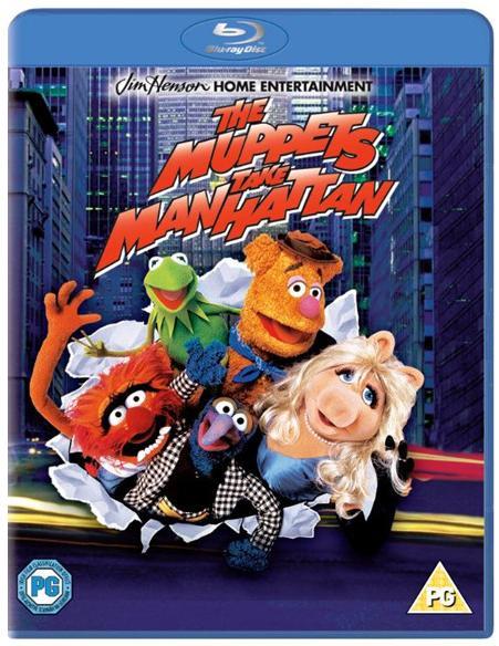 Blu-ray Les Muppets à Manhattan