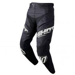 Pantalon BMX Shot Rogue - Noir/Blanc, Taille 28 à 32 (Vendeur Tiers)