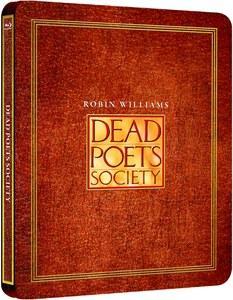 Coffret Blu-Ray Le cercle des poètes disparus - Edition Steelbook Collector