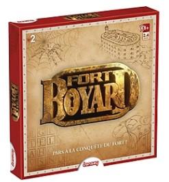 Jeu de société Lansay Fort Boyard (Via 5€ sur la carte de fidélité)