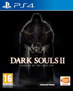 Jeu Dark Souls II: Scholar of the First Sin sur PS4/XBOX ONE