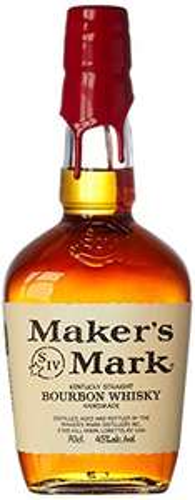Bouteille de whisky Maker's Mark S IV Kentucky - 70 cl