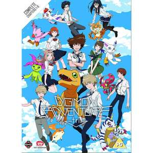 DVD Collection Digimon Adventure Tri - 6 films