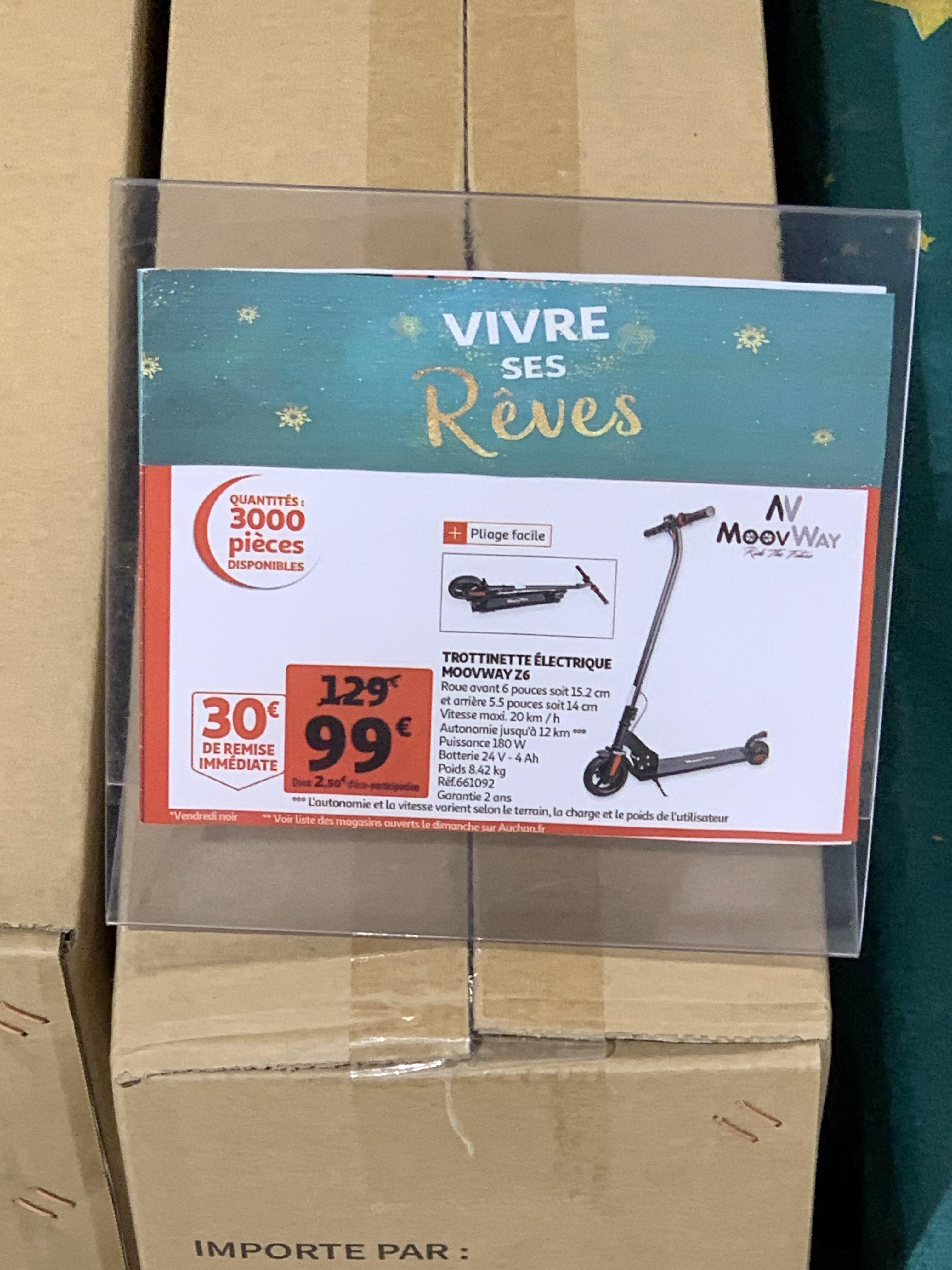 Trottinette électrique Moovway - Saint Sebastien (44)