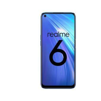 """Smartphone 6.5"""" Realme 6 Dual SIM + carte SD - 64 Go"""