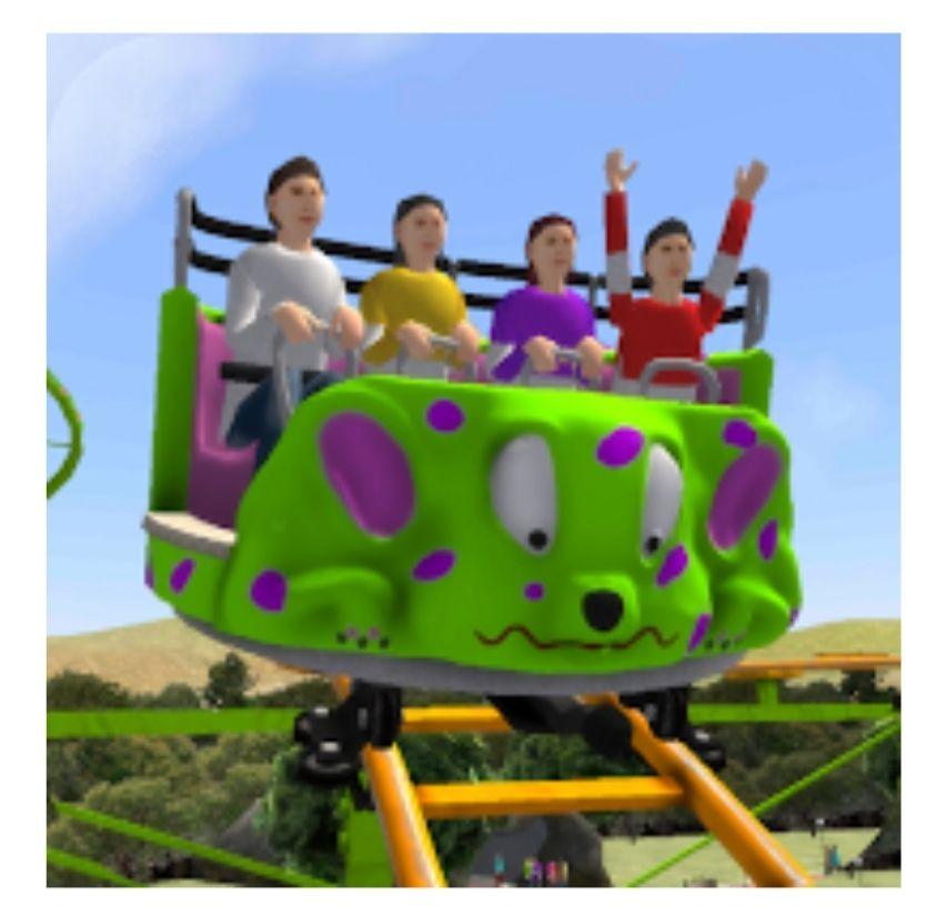 Theme Park Simulateur jeu gratuit sur Android