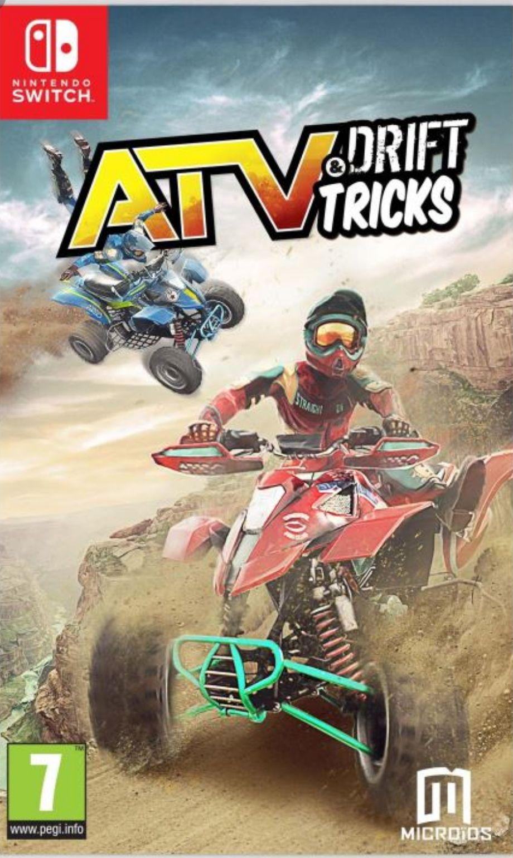 ATV Drift & Tricks sur Nintendo Switch (Dématérialisé)