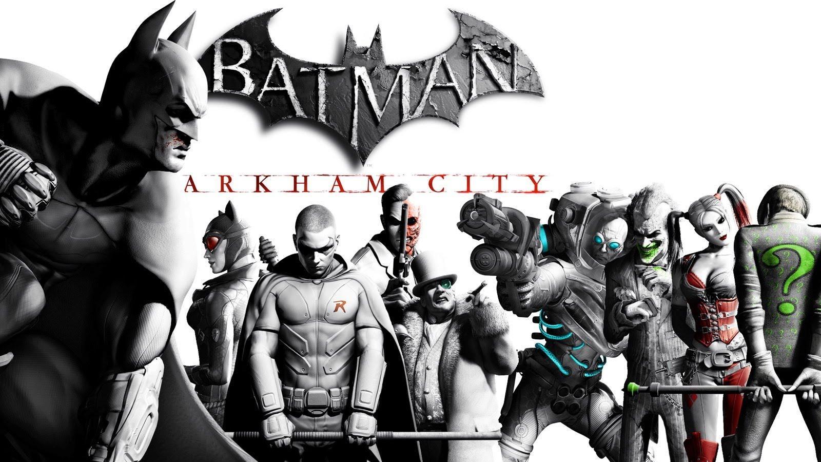 Jeu Batman Arkham City: GOTY sur PC (Dématérialisé - Steam)