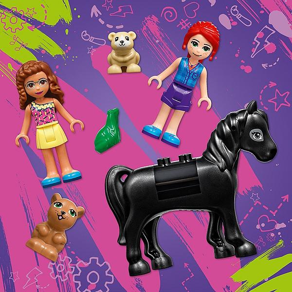 LEGO Friends 41431 - La boîte de briques de Heartlake City