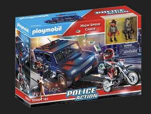 Playmobil 70464 Police Action High Speed Chase