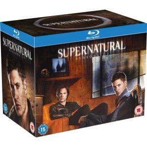 Coffret Blu-ray Supernatural Intégrale des saisons 1 à 7 -