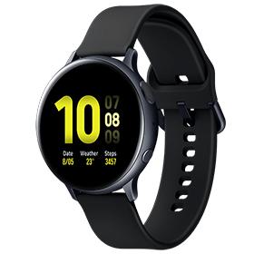 Montre Connectée Samsung Watch active 2 44mm alu (70€ via ODR)