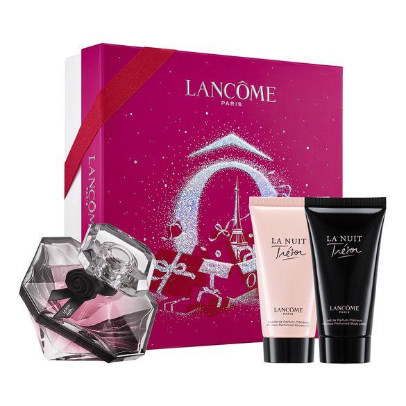 Coffret Noël Eau De Parfum Lancome La Nuit Trésor - 50 ml