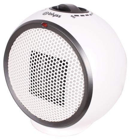 Mini-radiateur soufflant Blyss - 300 W