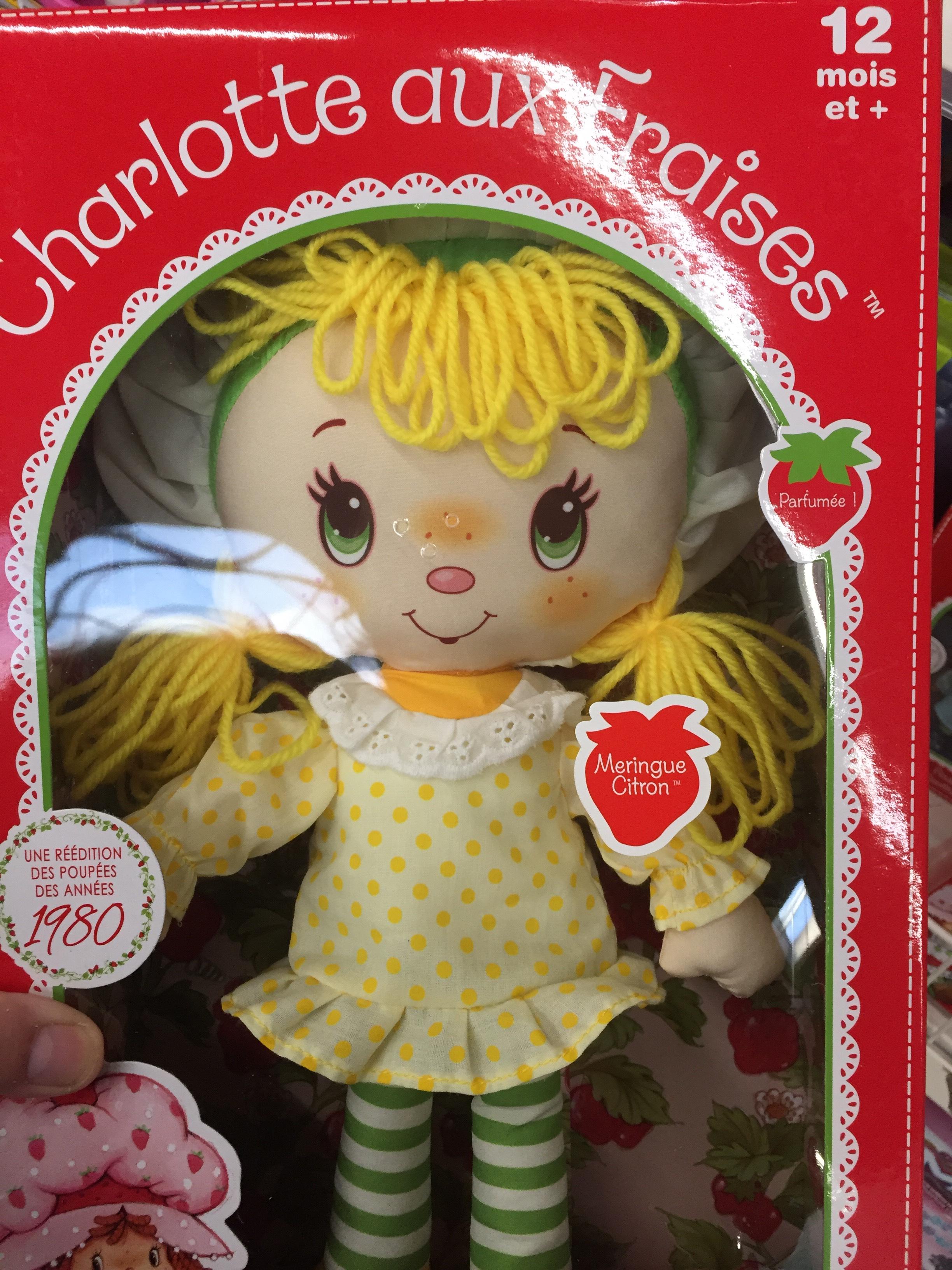Sélection de poupées Charlotte aux Fraises - Chambéry (73)