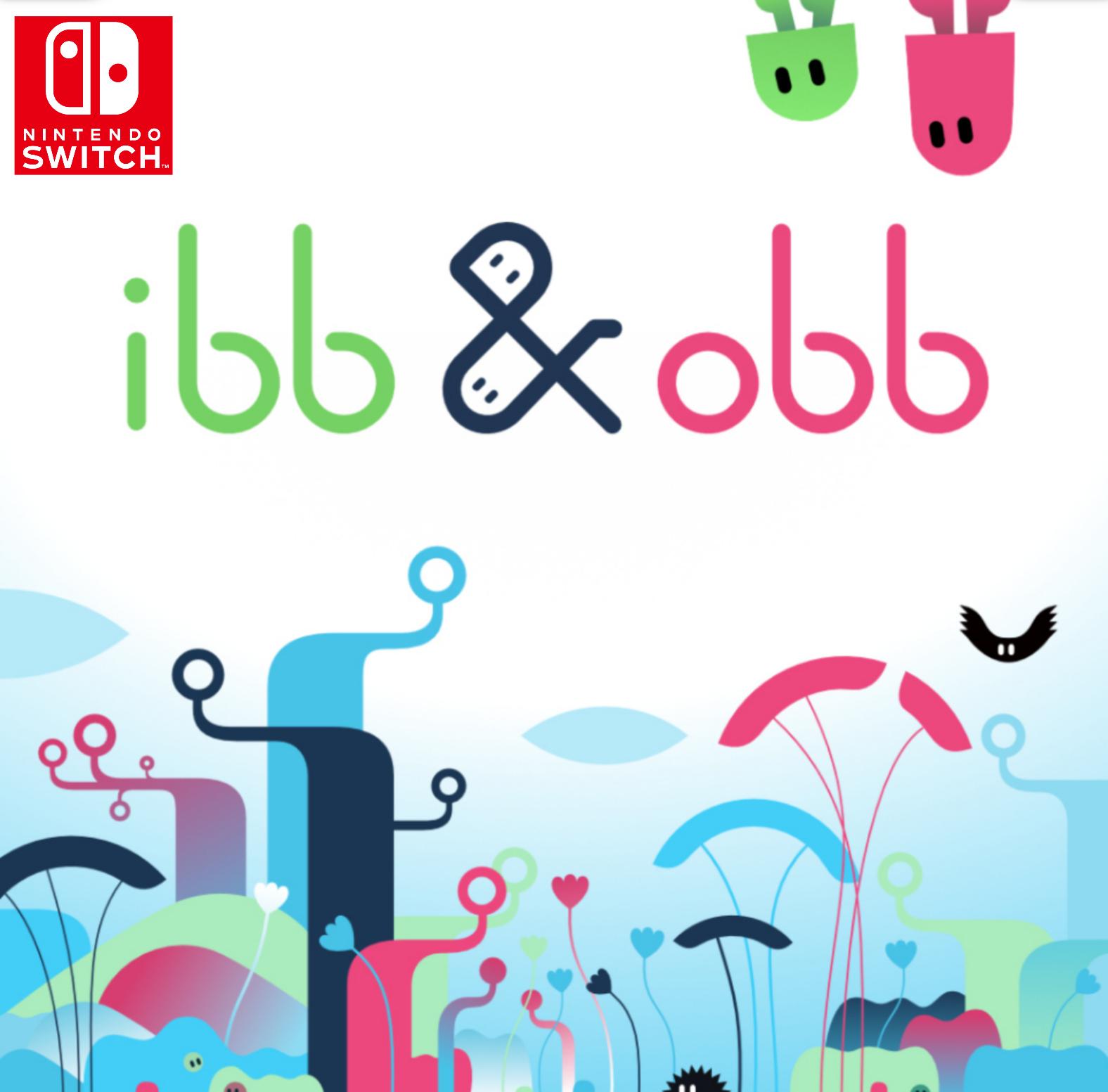 Jeu Ibb et Obb sur Nintendo Switch (Dématérialisé)