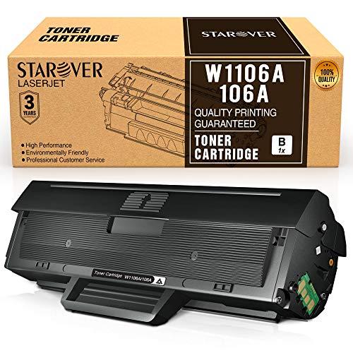 Toner HP MFP 135a - Starover compatible HP 106A (Vendeur tiers)