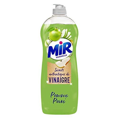 Liquide Vaisselle Mir Vaisselle Secrets de Vinaigre - Pomme-Poire, 750ml