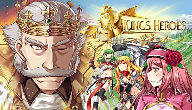 The King's Heroes sur PC (Dématérialisé - Steam)