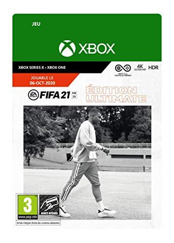 FIFA 21 Ultimate sur Xbox One & Series X (Dématérialisé)