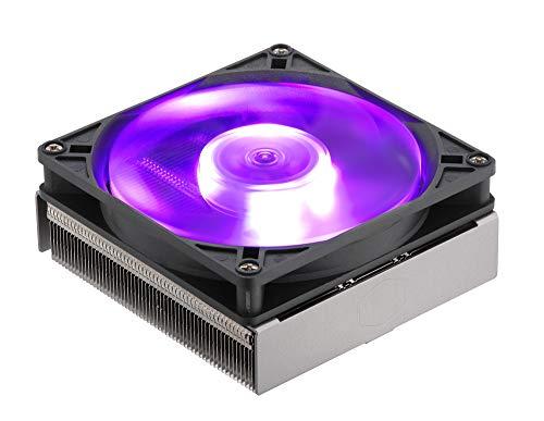 Ventirad low-profile Cooler Master MasterAir G200P - mini-ITX/SFF, RGB, 92mm, AMD/Intel