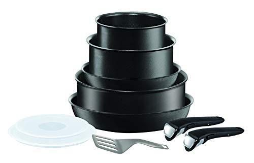 Batterie de cuisine Tetal Ingenio Performance - 10 pièces, tous feux dont induction