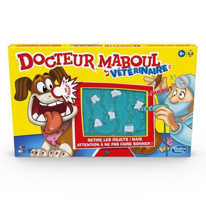 Docteur Maboul - Edition spéciale Vétérinaire