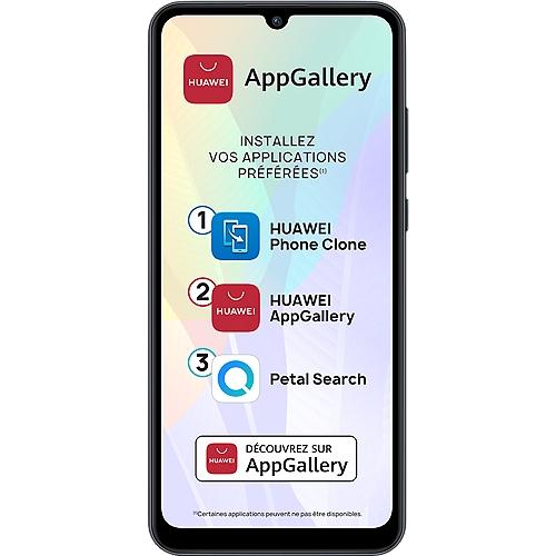 "Smartphone 6.3"" Huawei Y6P (Sans Services Google) - 3 Go RAM, Stockage 64 Go (Via ODR 20€)"