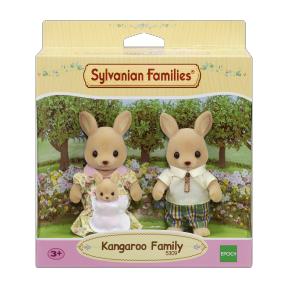 Jouet Famille Kangourou Sylvanian Families