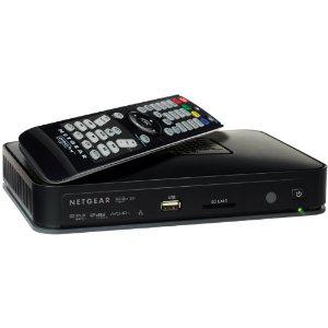 Lecteur multimédia HD Netgear NTV550-100PES NeoTV550 1080p / Dolby & DTS HD 7.1